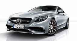 Mercedes S COUPE 63 AMG V8 4 MATIC