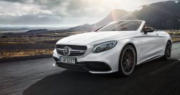 Mercedes S CABRIOLE 63 AMG