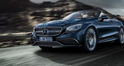 Mercedes S cabriolet 65 AMG