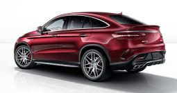 GLE coupé 63 S  AMG  4 MATIC+